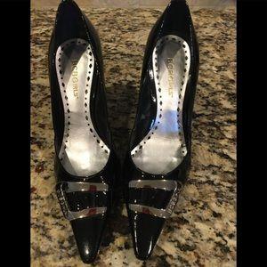 BCBGirls Black Patent Leather 7